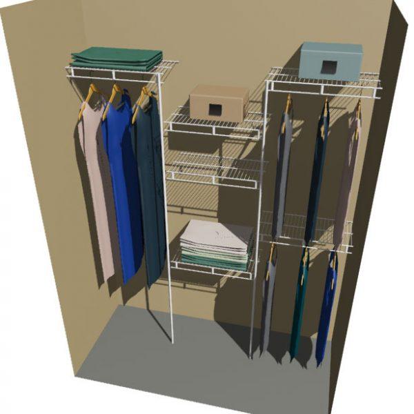 Earth Wardrobe Design Kitset