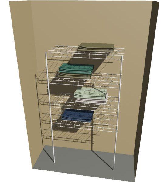 Freestanding-Linen---4-Shelves