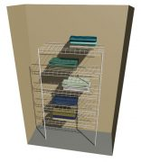 Freestanding Linen – 5 Shelves